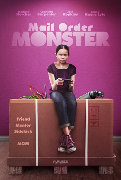 Mail Order Monster Movie Poster