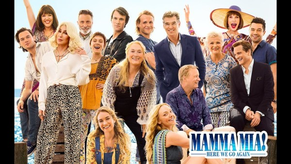 Mamma Mia 2 Here We Go Again (2018)