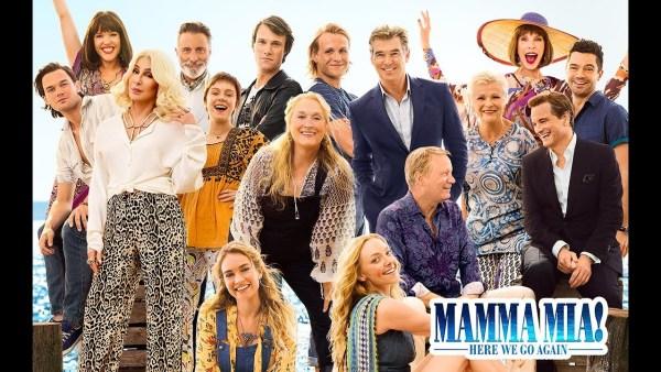 Mamma Mia 2 Here We Go Again (2018)
