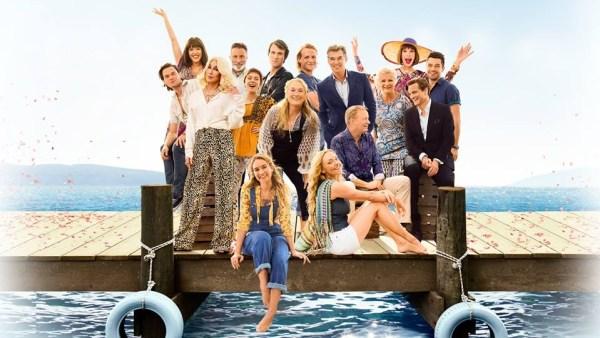 Mamma Mia Here We Go Again Film