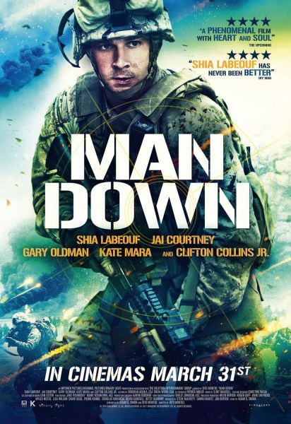 Man Down Movie Poster