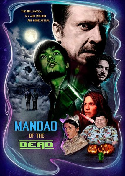 Mandao Of The Dead Movie Poster