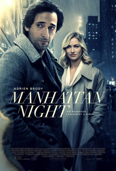 Manhattan Night Movie Poster