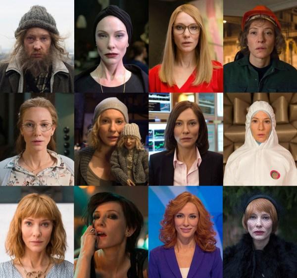 Manifesto Movie - Cate Blanchett