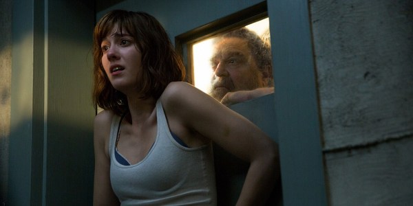 Mary Elizabeth Winstead and John Goodman - 10 Cloverfield Lane Movie