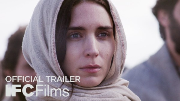 Mary Magdalene Movie - Rooney Mara