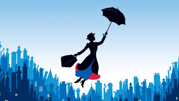 The sequel to Mary Poppins - Mary Poppins Returns Movie