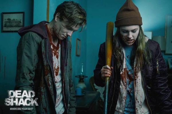 Mathew Nelson Mahood And Lizzie Boys - Dead Shack Movie