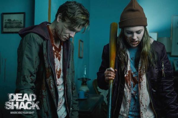 Mathew Nelson Mahood And Lizzie Boys - Dead Shack Movie