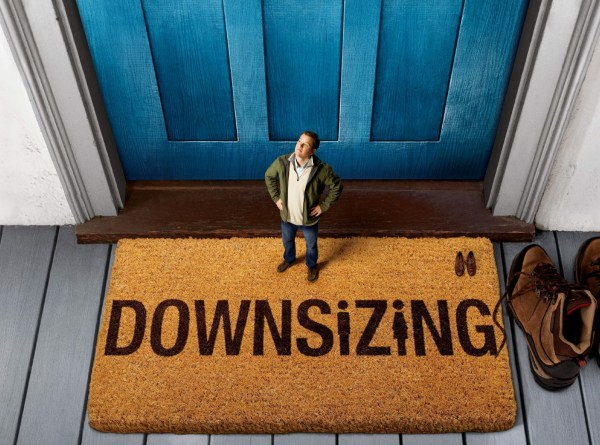 Matt Damon - Downsizing film