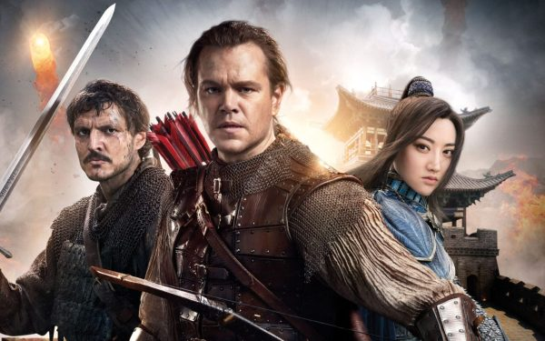 Matt Damon - The Great Wall