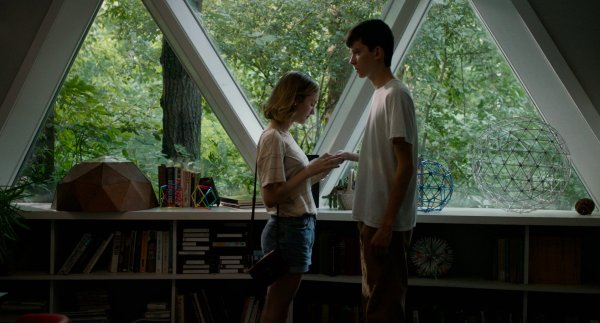 Maude Apatow and Asa Butterfield - The House Of Tomorrow
