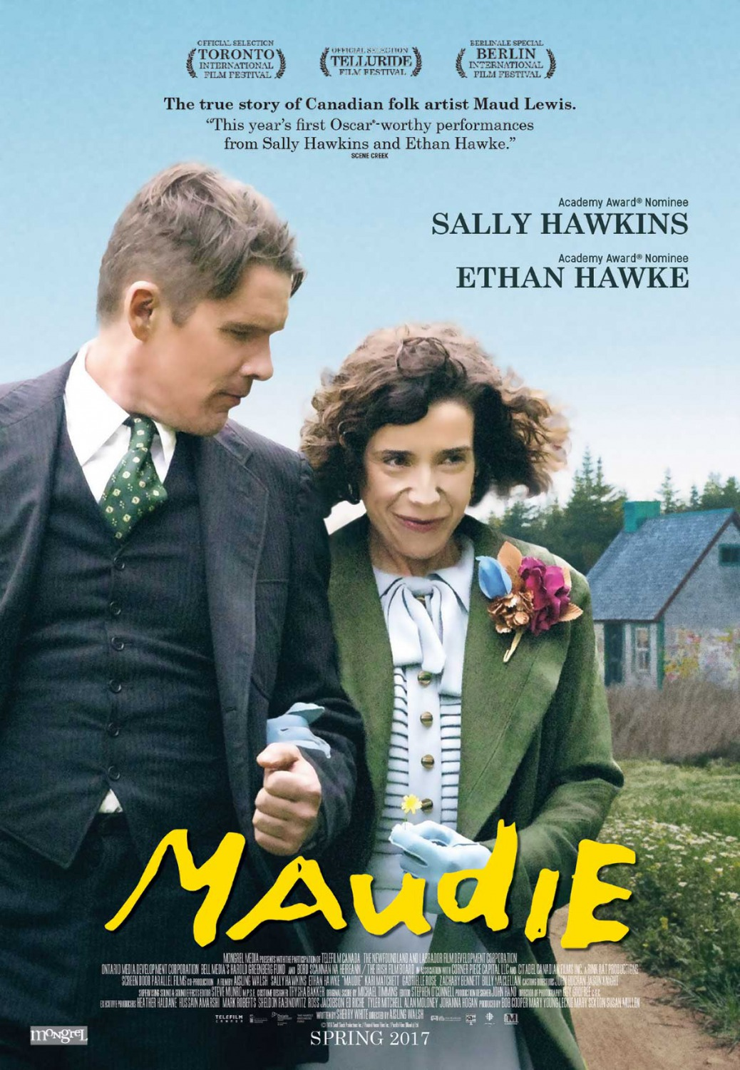 Image result for sally hawkins maudie