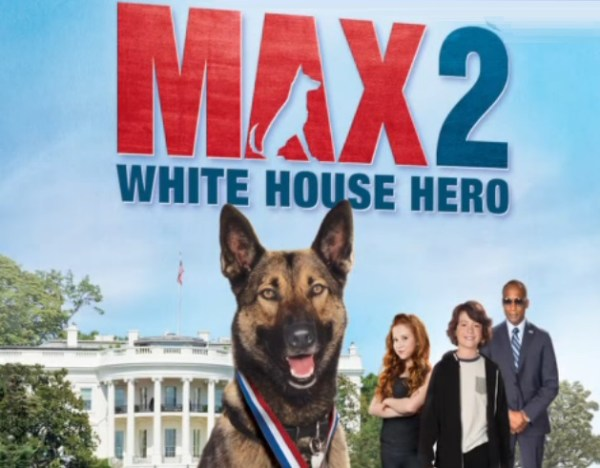 Max 2 White House Hero Movie