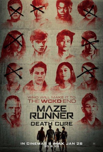 Maze Runner New Poster