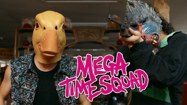 Mega Time Squad Film 2019