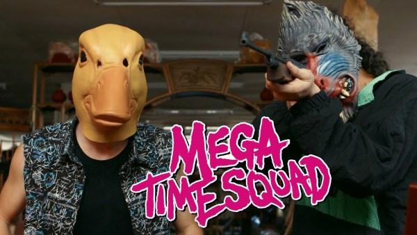 Mega Time Squad Film 2019