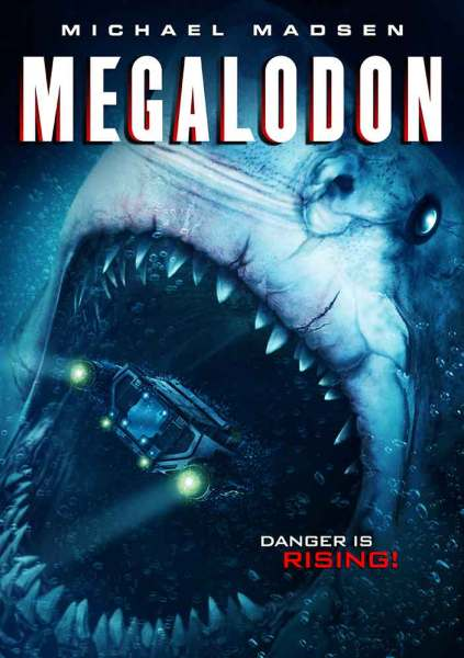 Megalodon Movie Poster