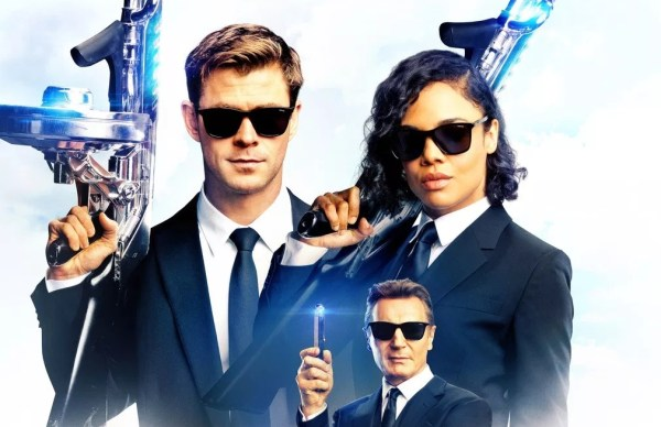 Men In Black International Movie 2019
