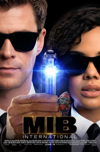 Men In Black International New Poster