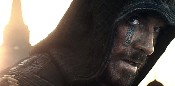 Michael Fassbender - Assassin's Creed Film