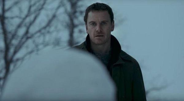 Michael Fassbender The Snowman Film