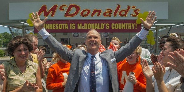 Michael Keaton - The Founder Movie