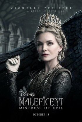 Michelle Pfeiffer - Maleficent Mistress Of Evil Movie