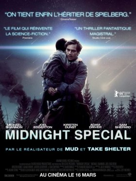 Midnight Special French Poster