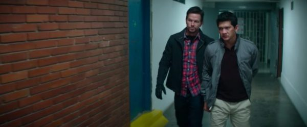Mile 22 - Mark Wahlberg and Iko Uwais