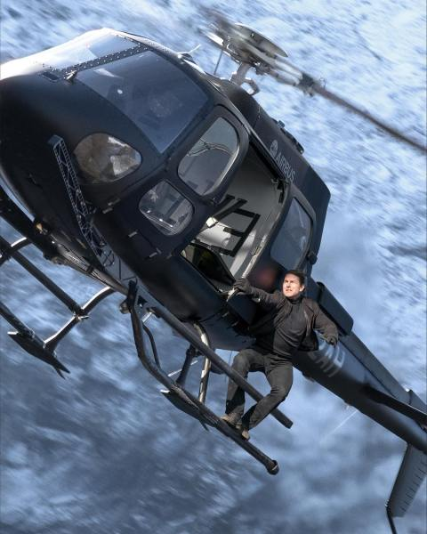 Mission Impossible Fallout Movie Tom Cruise