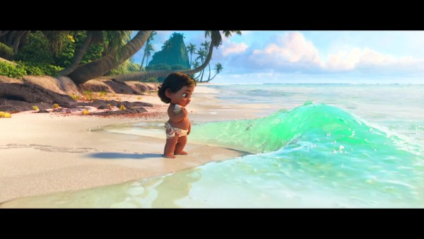 Moana Movie - 2016 - Disney