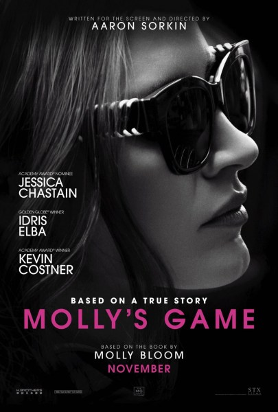 Molly's Game Film Poster