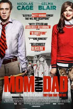 Mom And Dad UK Poster