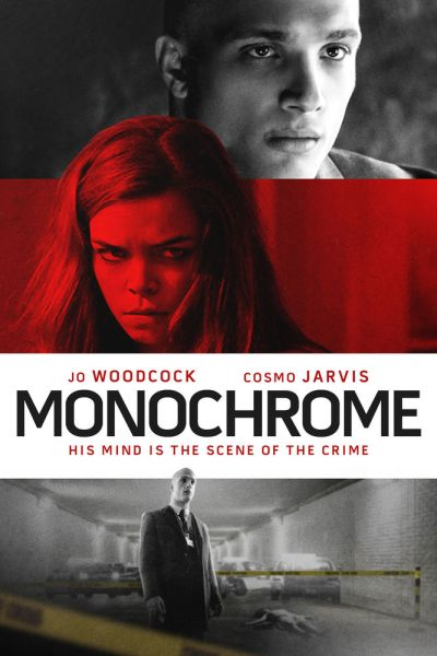 Monochrome New Film Poster