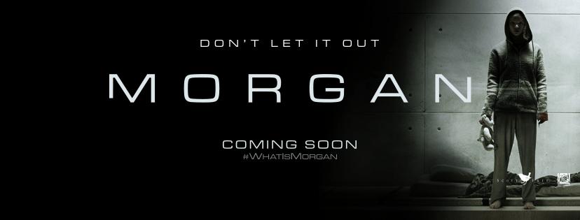Morgan Film: Morgan Movie Trailer : Teaser Trailer