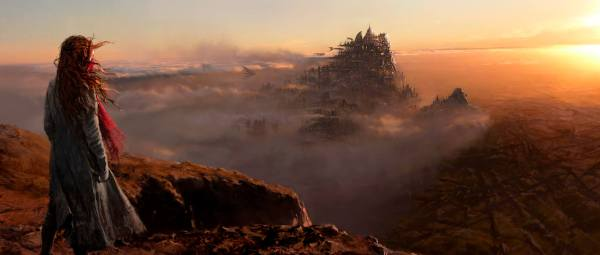 Mortal Engines Movie - Concept Art