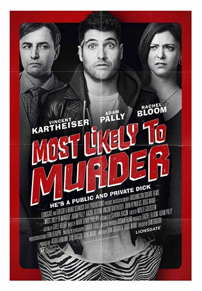 Most Likely To Murder Movie Poster