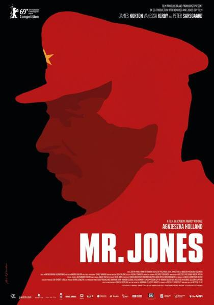 Mr Jones Movie Poster