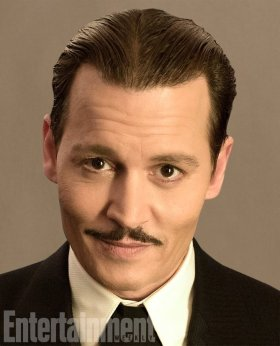 Murder On The Orient Express - Johnny Depp As Edward Ratchett