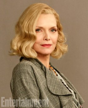 Murder On The Orient Express - Michelle Pfeiffer As Caroline Hubbard