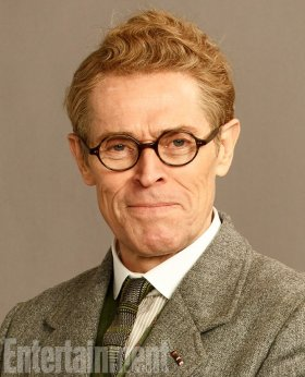 Murder On The Orient Express - Willem Dafoe As Gerhard Hardman