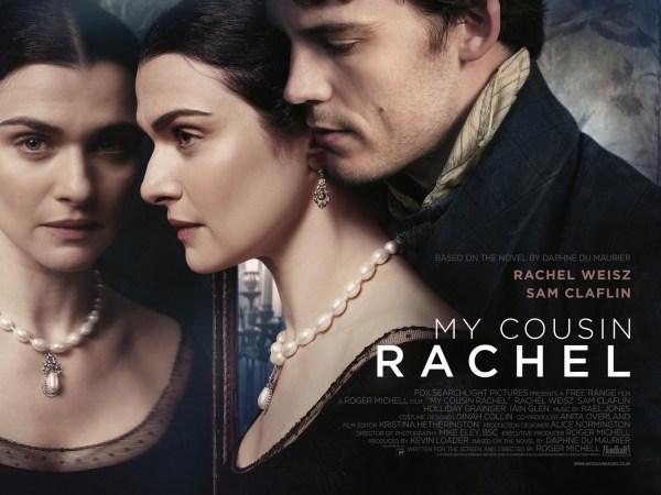 My Cousin Rachel New Poster