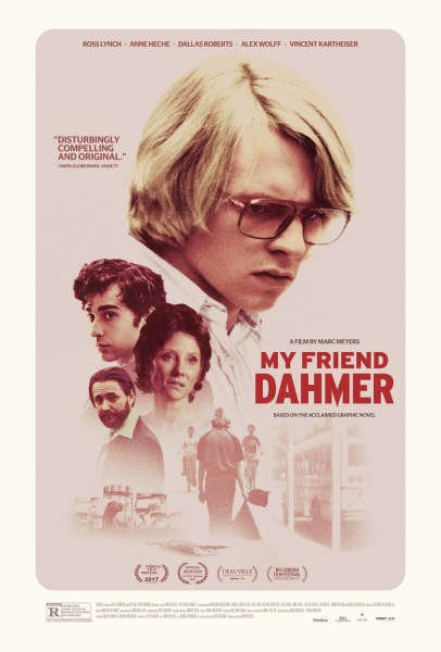 My Friend Dahmer New Poster