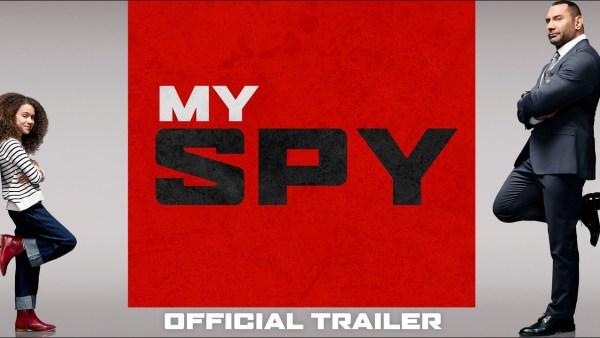 My Spy Movie 2019