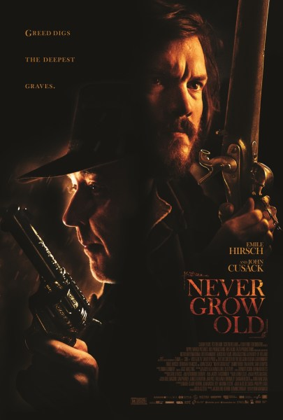 Never Grow Old New Poster