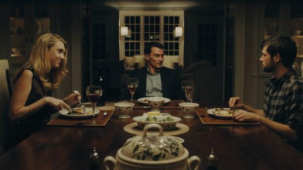 Nicholas Tucci, Catherine Corcoran, And Adam Weppler In Long Lost Movie