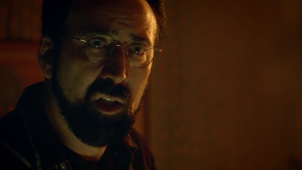 Nicolas Cage - Looking Glass - Movie 2018