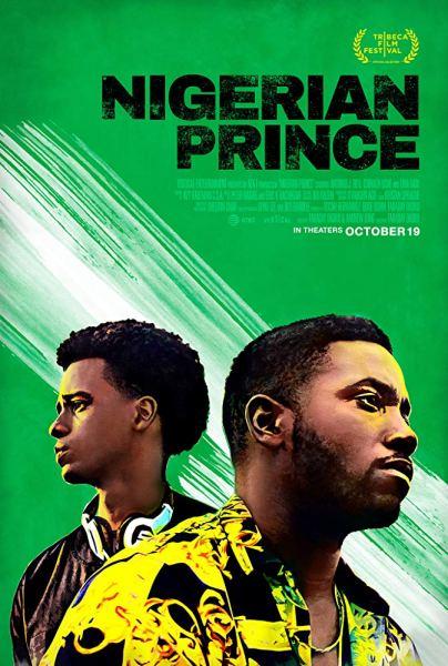 Nigerian Prince Movie Poster