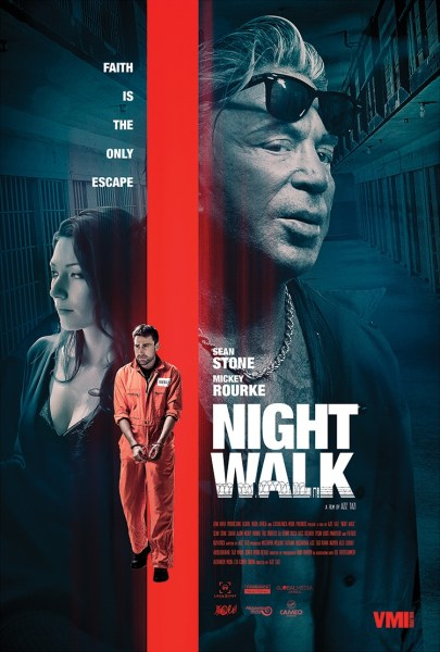 Night Walk Poster